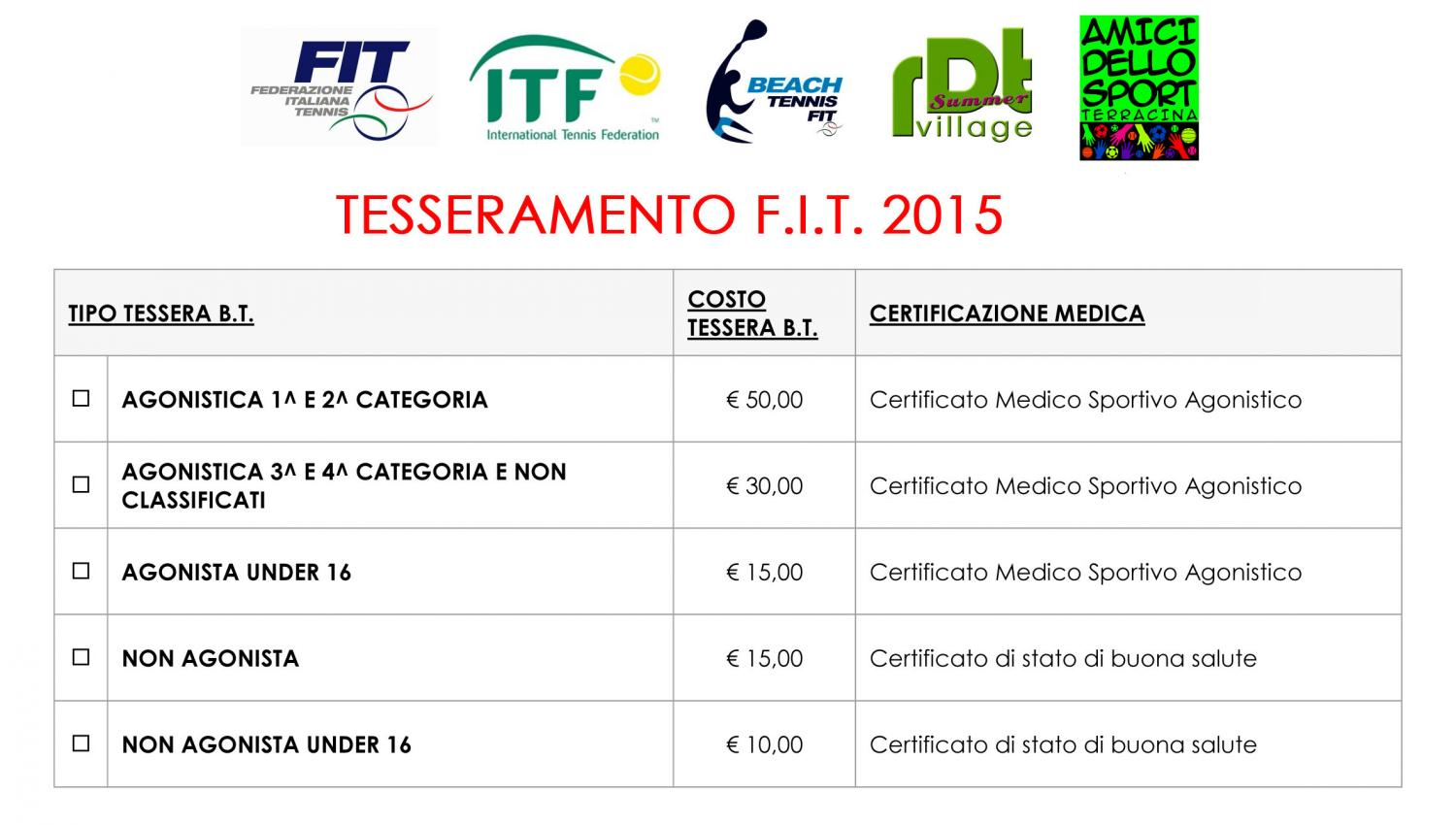 beach tennis - richiesta tesseramento fit 2015-1